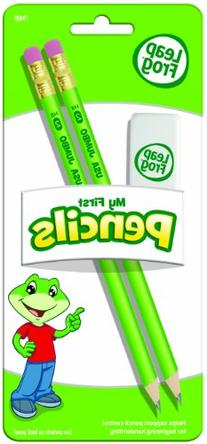 LeapFrog My First Pencils, Pack of 2 Jumbo Training Pencils