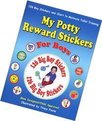 My Potty Reward Stickers for Boys: 126 Boy Potty Training