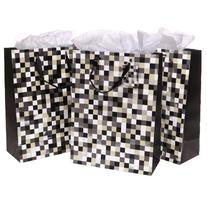 MyGift Cool Pixels Style Party / Birthday Gift Bags and