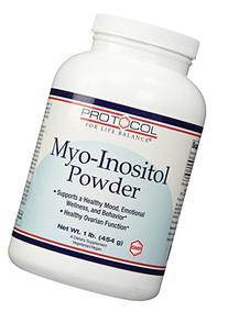 Protocol For Life Balance - Myo-Inositol Powder - Supports a