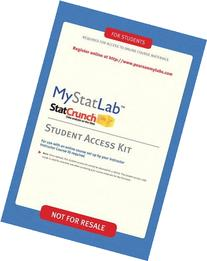 MyStatLab - Valuepack Access Card