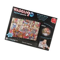 Wasgij Mystery 10 Spring Has Sprung Jigsaw Puzzle