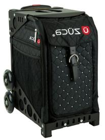 Zuca Mystic Sport Insert Bag  with Black Non-Flashing-Wheels