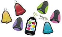 Click 'n Dig Model F6 Key Finder. 6 Receivers. Wireless RF