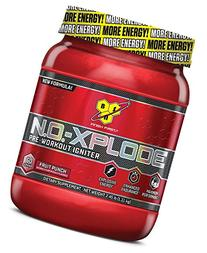 BSN N.o.-xplode - Fruit Punch, 2.45 Lb  3 Pack