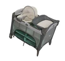 Graco Pack 'N Play Playard with Newborn Napperstation DLX,