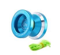 MAGICYOYO N8 Aluminum Metal YoYo Unresponsive YoYo - Blue