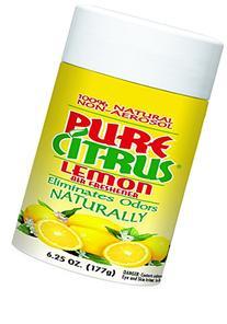 Blue Magic NA221 Pure Citrus Lemon Air Freshener - 6.25 fl.