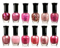 KLEANCOLOR Nail Lacquer 2 - Pink Star