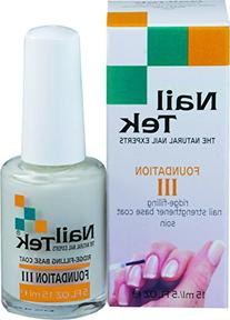 Nailtek Foundation No.3 Ridge-Filling Nail Strengthener Base