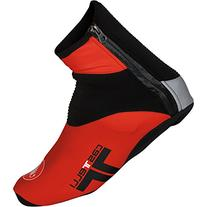 Castelli Narcisista Shoe Covers Red, L