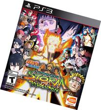 Naruto Shippuden: Ultimate Ninja Storm Revolution -