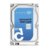 Seagate 5TB Enterprise NAS HDD SATA 6Gb/s 128MB Cache 3.5-