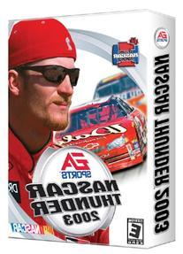 NASCAR Thunder 2003 - PC