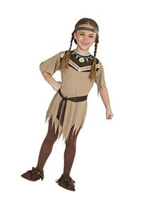 Forum Novelties Native American Princess Costume, Child