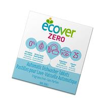 Ecover Naturally Derived Automatic Dishwasher Tablets, Zero