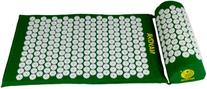 Nayoya Back and Neck Pain Relief - Acupressure Mat and