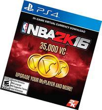 NBA 2K16 - 35000 VC - PS4