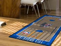 NBA - Oklahoma City Thunder Large Court Runner
