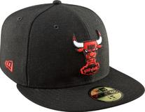 NBA Chicago Bulls Hardwood Classics Basic 59Fifty Cap, Black