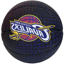 Spalding NBA Cleveland Cavaliers Team Colors And Logo Mini
