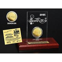 NBA Golden State Warriors 2015 NBA Finals Champions Etched