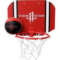 NBA Houston Rockets Slam Dunk Softee Hoop Set