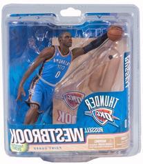 NBA Oklahoma City Thunder McFarlane 2012 Series 21 Russell