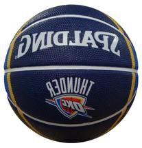 NBA Oklahoma City Thunder Mini Basketball, 7-Inches