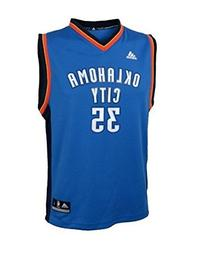 NBA Oklahoma City Thunder Durant K # 35 Boys 8-20 Replica
