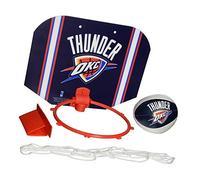 NBA Oklahoma City Thunder Slam Dunk Softee Hoop Set