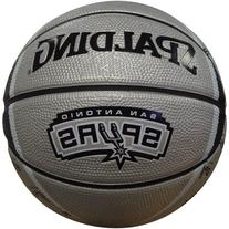 NBA San Antonio Spurs Mini Basketball, 7-Inches
