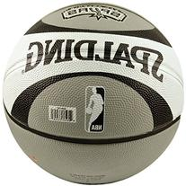 Spalding NBA San Antonio Spurs Team Colors And Logo