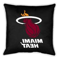 Sports Coverage NBA Sidelines Pillow