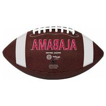 NCAA Alabama Crimson Tide Game Time Full Size Football
