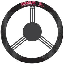 NCAA Alabama Crimson Tide Polysuede Steering Wheel Cover