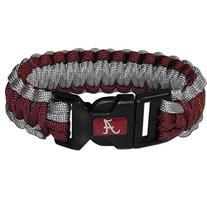 NCAA Alabama Crimson Tide Survivor Bracelet