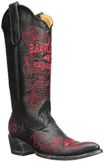 NCAA Arkansas Razorbacks Women's 13-Inch Gameday Boots,
