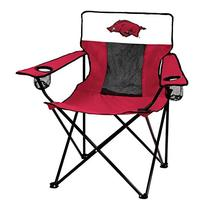 NCAA Arkansas Razorbacks Elite Chair by Logo Brands