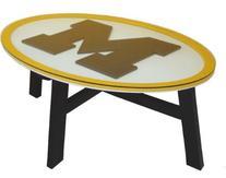 NCAA Coffee Table NCAA Team: Michigan