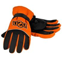 NCAA Oklahoma State Cowboys High End Insulated Glove, One