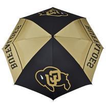 Colorado Buffaloes 62-Inch WindSheer Hybrid Umbrella