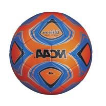 Wilson NCAA Copia Due Replica Soccer Ball, Orange/Blue, 4