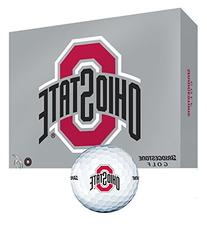 Bridgestone NCAA E6 Golf Balls, Ohio State