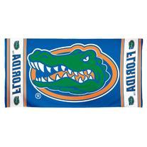 NCAA Florida Gators 30 by 60 Fiber Reactive Beach Towel