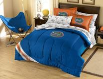 NCAA Florida Gators Full Bed in a Bag with Applique