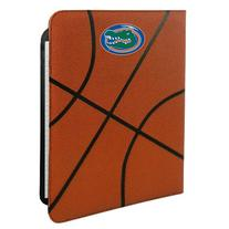 NCAA Florida Gators Classic Basketball Portfolio, 8.5x11-