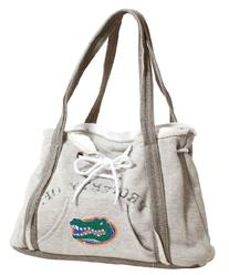 NCAA Florida Gators Hoodie Purse, Grey 1