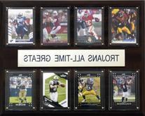 NCAA Football USC Trojans All-Time Greats Plaque