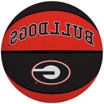 NCAA Georgia Bulldogs Alley Oop Dunk Basketball by Rawlings